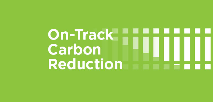On-Track Carbon Reduction 2020